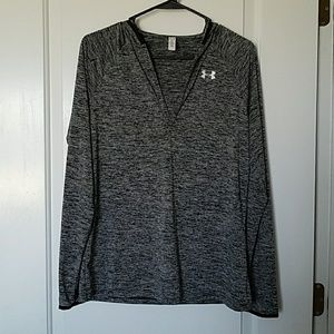 Under Armour Loose Coupe Lache Hooded Pull…